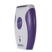 Kemei Electric Women Shave Hair Device Shaver Wool Epilator Shaving Lady