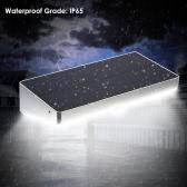 Solar Light 48 LED 760 Lumen PIR Motion Sensor Waterproof with Aluminum Alloy Frame Wall Light for Garden Yard Pathway Fence Outdoor Use