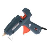 Professional Switch 60/100W Electric Hot Melt Glue Gun with 20pcs Glue Sticks Heating Craft Repair Tool