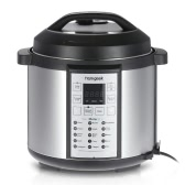 Homgeek 6Qt/1000W High-end Professional Pressure Cooker Slow Cooker Rice Cooker Multifunctional Cooker Essential Household Electrical Appliances