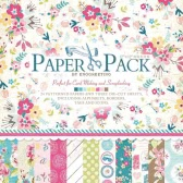 "12"" * 12"" 27 Sheets/Pack Elegant Vintage Paper DIY Scrapbook Background Paper Pad for Scrapbooking and Cardmaking Craft Supplies"