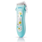 Professional Waterproof Rechargeable Baby Children Hair Clipper Silent Electric Shave Hair Device