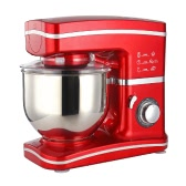 1000W 220-240V 1.34HP Professional Electric Kitchen Stand Mixer Chef Machine Flour Egg Blender Milk-shake Stirring Cooking Machine Household & Commercial Dough Mixer