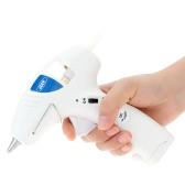 Cordless 10W Professional Hot Melt Glue Gun with 50pcs Glue Sticks Heating Craft Repair Tool