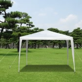 iKayaa 3M*3M Excellent Waterproof Outdoor Garden Canopy Gazebo Party Wedding Camping Tent Marquee Pavilion