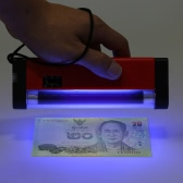 Portable Handheld UV Light Torch Lamp Counterfeit Paper Currency Money Detector