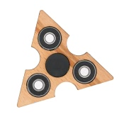 Tri Fidget Hand Finger Spinner Spin Widget Focus Toy EDC Pocket Desktoy Triangle Wooden Gift for ADHD Children Adults