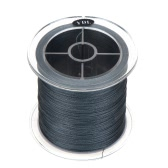 300M 50LB Grey 4 Strands Multifilament PE Braid Fishing Line