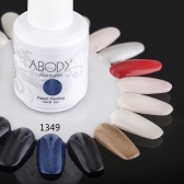 Abody 15ml Soak Off Nail Gel Polish Nail Art Professional Shellac Lacquer Manicure UV Lamp & LED 177 Colors 1349