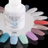 Abody 15ml Soak Off Nail Gel Polish Nail Art Professional Lacquer Manicure UV Lamp & LED 177 Colors 1595