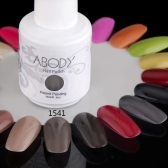 Abody 15ml Soak Off Nail Gel Polish Nail Art Professional Shellac Lacquer Manicure UV Lamp & LED 177 Colors 1541