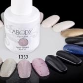 Abody 15ml Soak Off Nail Gel Polish Nail Art Professional Lacquer Manicure UV Lamp & LED 177 Colors 1353