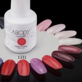 Abody 15ml Soak Off Nail Gel Polish Nail Art Professional Lacquer Manicure UV Lamp & LED 177 Colors 1331