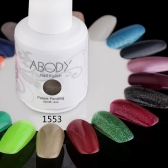 Abody 15ml Soak Off Nail Gel Polish Nail Art Professional Lacquer Manicure UV Lamp & LED 177 Colors 1553