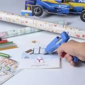 XL-E20 High Temp Heater Glue Gun 20W Handy Professional with 50 Glue Sticks Graft Repair Tool