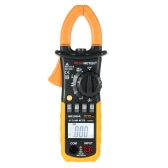PEAKMETER MS2008A Digital AC Clamp Meter 2000 Counts w/ Back light