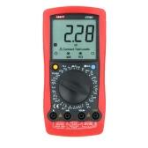 UNI-T UT58D Modern Manual Range Digital Multimeters w/ Inductance test