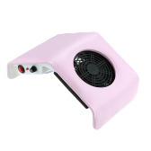Anself 220V 30W Nail Art Salon Suction Dust Collector Machine Vacuum Cleaner Salon Tool