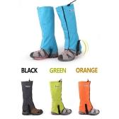 BLUEFIELD アウトドアゲーター 登山スパッツ ロングスパッツ 簡単装着 汚れ 水濡れ防止に 並行輸入
