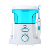 YASI FL-V9 Electric Oral Irrigator Dental Water Flosser Household Water Pick with 7pcs Nozzles Gum Care Teeth Cleaning Tools Set