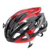 超軽量 26ベント EPS サイクリングヘルメット ヘルメット アジャスターサイズ調整可能 マウンテン バイク 自転車対策(全部4色選択可能)