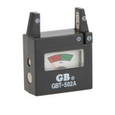 GB GBT-502A Small Battery Cell Tester 9V D C N AAA AA Battery Tester Voltage Checker Detector