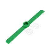 Mosquito Repellent Slap Bracelet Wristband Infused Lemongrass Citronella Cool Design Baby Anti-Mosquitoes Killer Repelling Ring