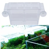 Multifunctional Fish Breeding Isolation Box Divider Incubator for Fish Fry Hatchery Tank Aquarium Accessory