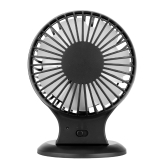 USB Portable Rechargeable Mini Fan with Switch for Office Use DC 5V 500mA Super Silent Cooler High Air Flow Adjustable 2 Speed