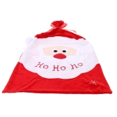 Christmas The Santa Claus Gift Present Bag Gifts Sack Ornaments Christmas Decoration Supplies 52*71cm