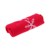 Originality Christmas Tree Santa Claus Snowflake Waistband Christmas Towel Soft Hand Towel