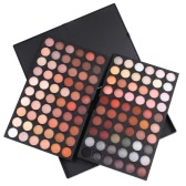 Professional 120 Color Eyeshadow Palette Neutral Warm Eye Shadow Cosmetic Concealer Makeup Kit