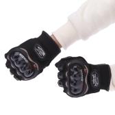 オートバイ バイク フルフィンガー手袋