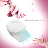 Portable Finger & Toe Fast Nail Polish Blower Dryer