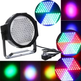 DMX512 127 RGB LED Effect Light Stage Lighting Disco DJ Party Show AC90-240V US Plug
