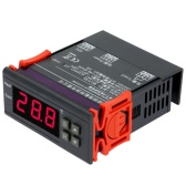 10A 12V Digital Temperature Controller Thermocouple -40℃ to 120℃ with Sensor