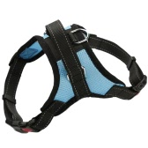 Summer Soft Adjustable Front Range Pet Harness Belt with Handle for Large Medium Dogs Ventilated Outdoor Leash Vest Walk Out Hand Strap Collar