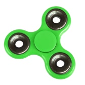 Tri Triangle Fidget Hand Finger Spin Spinner Widget Focus Toy EDC Pocket Desktoy Plastic Gift for ADHD ADD Children Adults Relieve Stress Anxiety Boredom Killing Time