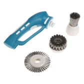 Electric Scrubber Kitchen Washing BBQ Cleaner Grill Machine Oil Stain Cleaning Brush Handheld Household   Cleaning Tool