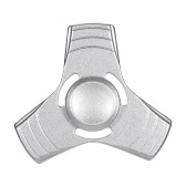 Metal Zinc Alloy Mini Tri Fidget Hand Finger Spinner Spin Widget Focus Toy EDC Pocket Desktoy Triangle Gift for ADHD Children Adults Relieve Stress Anxiety Boredom