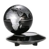 "6"" LED Floating Maglev Globe Awesome Magnetic Levitation Globe Excellent Desktop Decor Tellurion for Learning Education Home Decoration"
