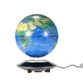 """8"""" LED Floating Maglev Globe Awesome Magnetic Levitation Globe Excellent Desktop Decor Learning & Education Tellurion"""