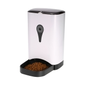 APP Automatic Pet Feeder Smart Cat/Dog Feeder Auto Food Dispenser 5L Storage with Voice Recorder Compatible for IOS/Android