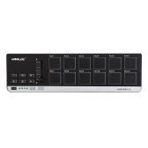 Worlde EasyPad.12 Portable Mini USB 12 Drum Pad  MIDI Controller