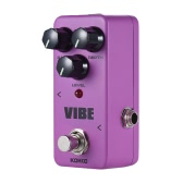 KOKKO VIBE Mini Analog Rotary Speaker Electric Guitar Effect Pedal True Bypass Full Metal Shell