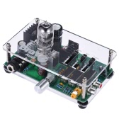 Bravo Audio V3 6922EH Tube Headphone Amplifier Amp 3 Band EQ Equalizer with Stereo RCA/ 3.5mm/ 6.35mm Jacks