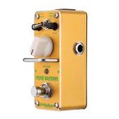 AROMA AFK-3 Funk Machine Auto Wah Electric Guitar Effect Pedal Mini Single Effect with True Bypass
