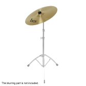 "16"" Brass Alloy Crash Ride Hi-Hat Cymbal for Drum Set"