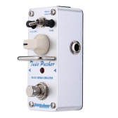 AROMA ATP-3 Tube Pusher Valve Combo Simulator Electric Guitar Effect Pedal Mini Single Effect with True Bypass