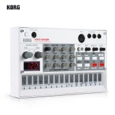 KORG VOLCA SAMPLE  Muestra Digital Portátil Sintetizador de Secuencias Reproducción de la Máquina de Ritmo con MIDI In Sincronización de 3.5mm Auriculares In / Out Jacks